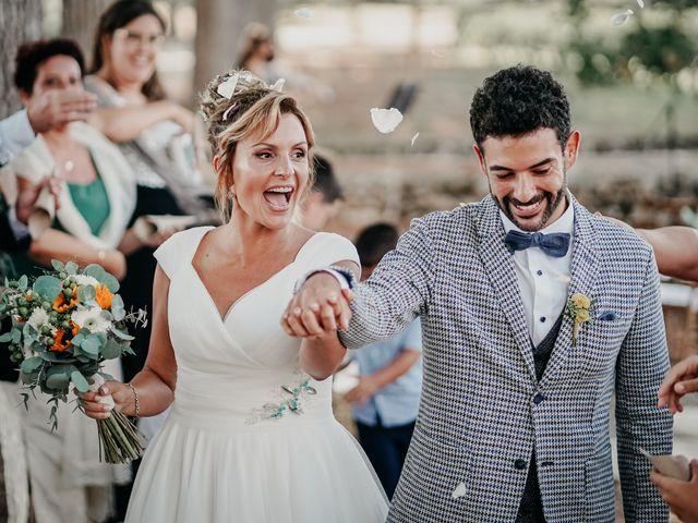 La boda de Guillém y Berta en El Vendrell, Tarragona 40