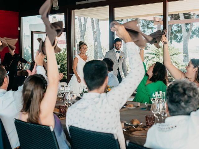 La boda de Guillém y Berta en El Vendrell, Tarragona 43