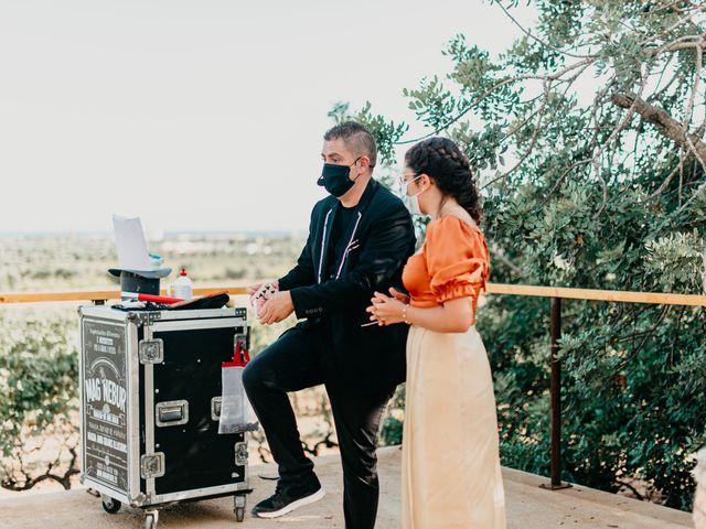 La boda de Guillém y Berta en El Vendrell, Tarragona 45