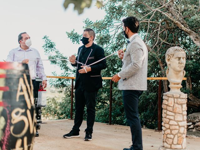 La boda de Guillém y Berta en El Vendrell, Tarragona 46