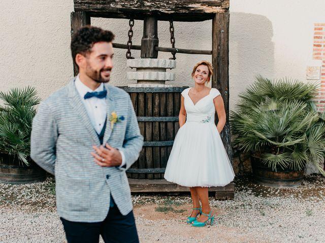 La boda de Guillém y Berta en El Vendrell, Tarragona 49