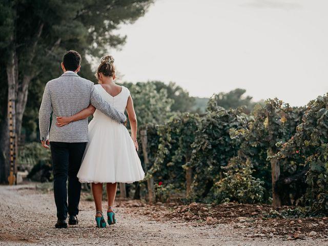 La boda de Guillém y Berta en El Vendrell, Tarragona 51