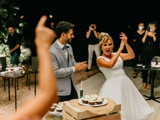 La boda de Guillém y Berta en El Vendrell, Tarragona 60