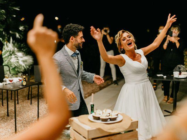 La boda de Guillém y Berta en El Vendrell, Tarragona 61