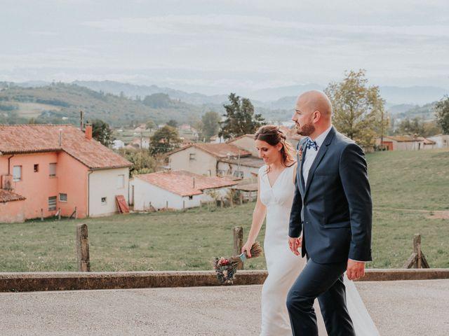 La boda de Gerardo y Mirian en Sariego (Villaviciosa), Asturias 7