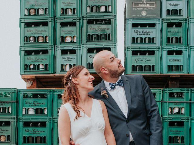 La boda de Gerardo y Mirian en Sariego (Villaviciosa), Asturias 8