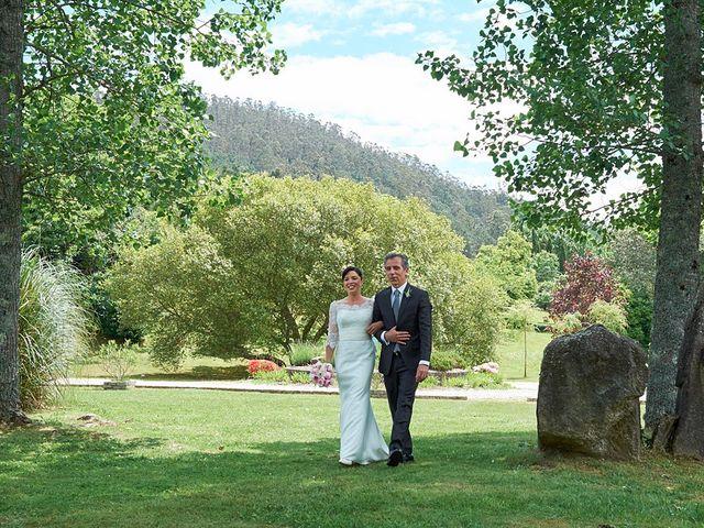 La boda de Rubén y Mónica en Outes, A Coruña 24