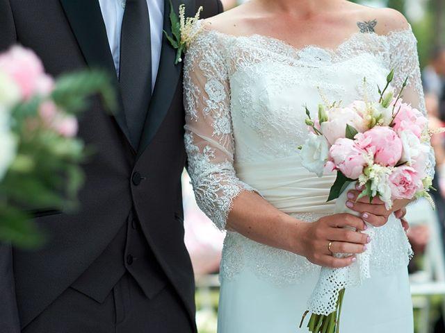 La boda de Rubén y Mónica en Outes, A Coruña 25