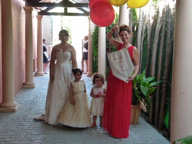 La boda de Jorge y Vanessa en Otura, Granada 1