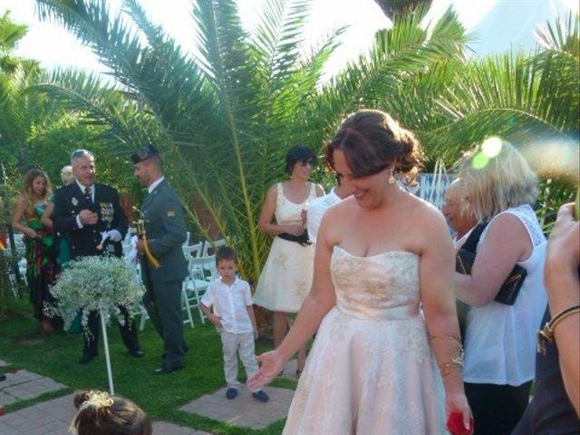 La boda de Jorge y Vanessa en Otura, Granada 2