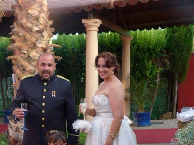 La boda de Jorge y Vanessa en Otura, Granada 5