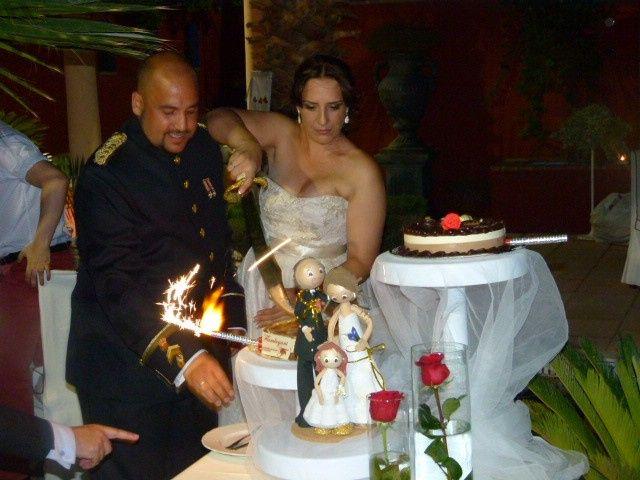 La boda de Jorge y Vanessa en Otura, Granada 6