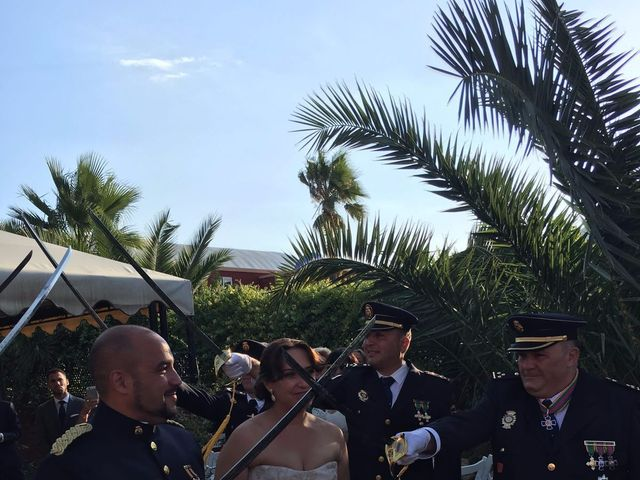 La boda de Jorge y Vanessa en Otura, Granada 8
