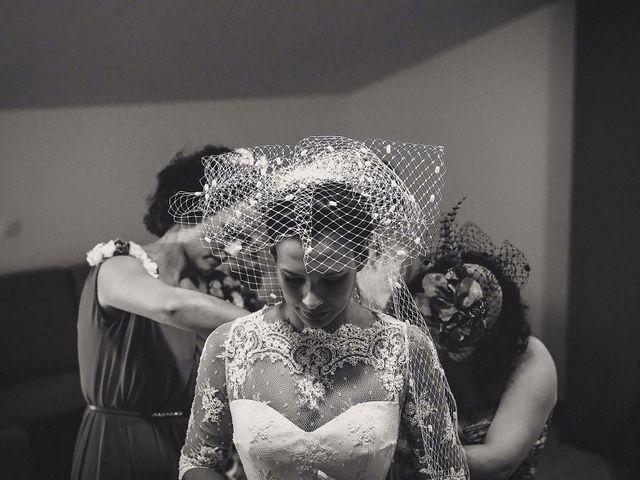 La boda de Alfredo y Ana Cruz en Valdastillas, Cáceres 16