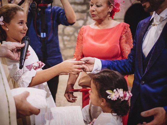 La boda de Alfredo y Ana Cruz en Valdastillas, Cáceres 20