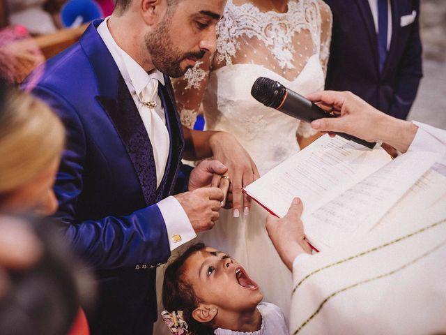 La boda de Alfredo y Ana Cruz en Valdastillas, Cáceres 2