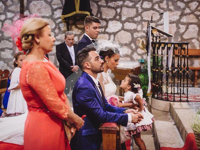 La boda de Alfredo y Ana Cruz en Valdastillas, Cáceres 21