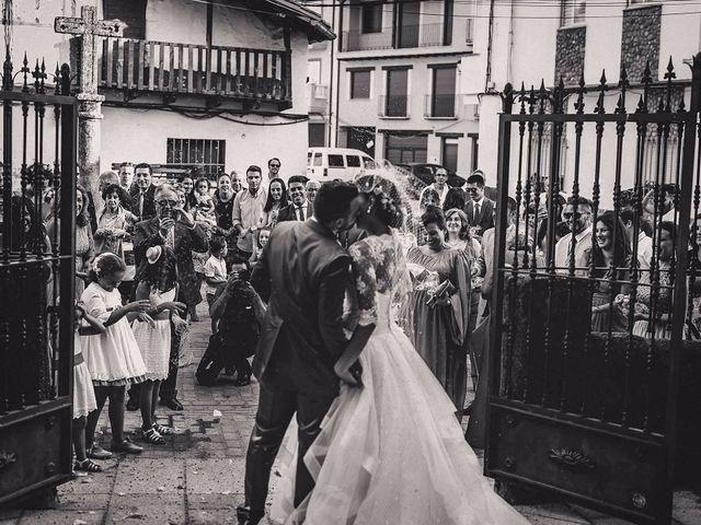 La boda de Alfredo y Ana Cruz en Valdastillas, Cáceres 22