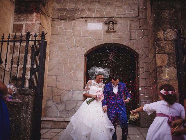 La boda de Alfredo y Ana Cruz en Valdastillas, Cáceres 23