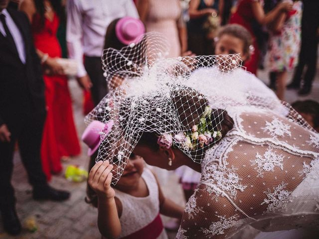 La boda de Alfredo y Ana Cruz en Valdastillas, Cáceres 26