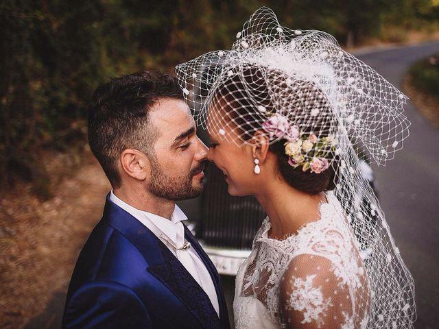 La boda de Ana Cruz y Alfredo