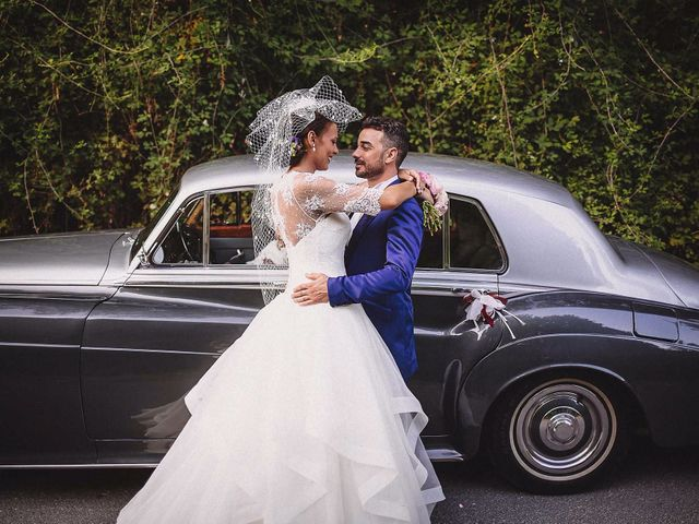 La boda de Alfredo y Ana Cruz en Valdastillas, Cáceres 32