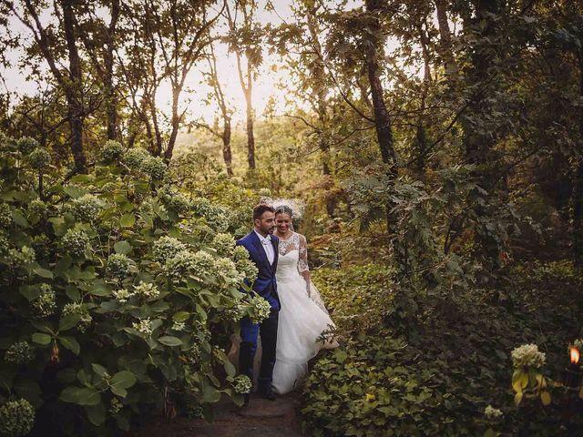 La boda de Alfredo y Ana Cruz en Valdastillas, Cáceres 33