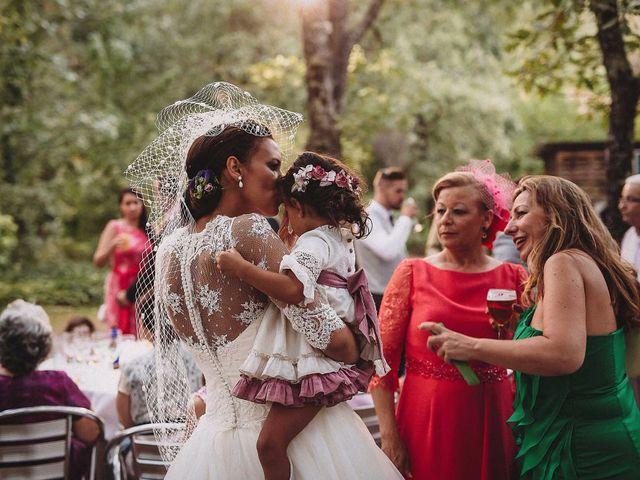 La boda de Alfredo y Ana Cruz en Valdastillas, Cáceres 39