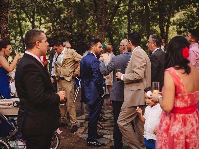 La boda de Alfredo y Ana Cruz en Valdastillas, Cáceres 40