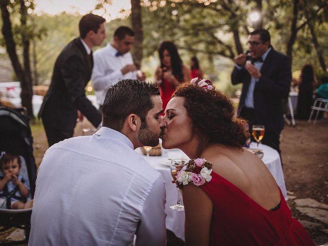 La boda de Alfredo y Ana Cruz en Valdastillas, Cáceres 41
