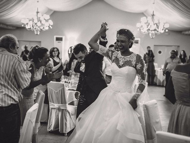 La boda de Alfredo y Ana Cruz en Valdastillas, Cáceres 46