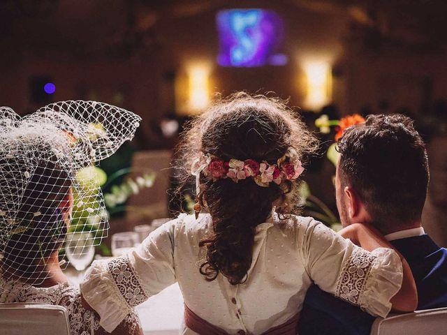 La boda de Alfredo y Ana Cruz en Valdastillas, Cáceres 48