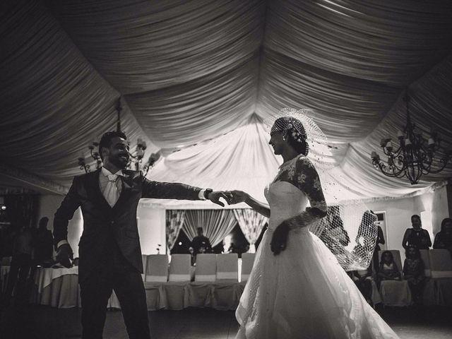 La boda de Alfredo y Ana Cruz en Valdastillas, Cáceres 51