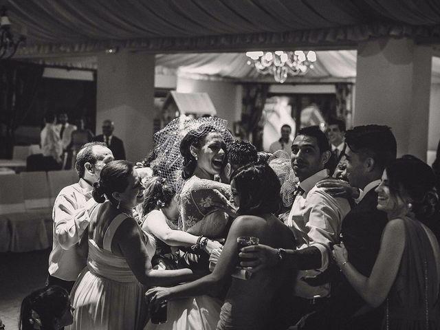 La boda de Alfredo y Ana Cruz en Valdastillas, Cáceres 53