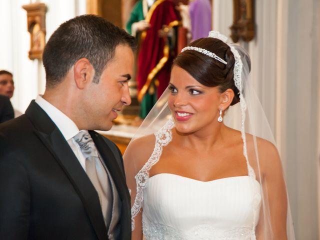 La boda de Juan Luis y Cristina en Málaga, Málaga 1