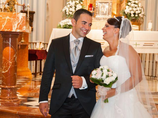 La boda de Juan Luis y Cristina en Málaga, Málaga 4