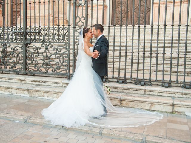 La boda de Juan Luis y Cristina en Málaga, Málaga 8