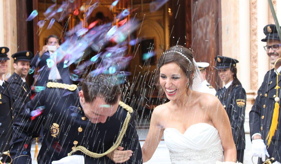 La boda de David y Esther en Málaga, Málaga