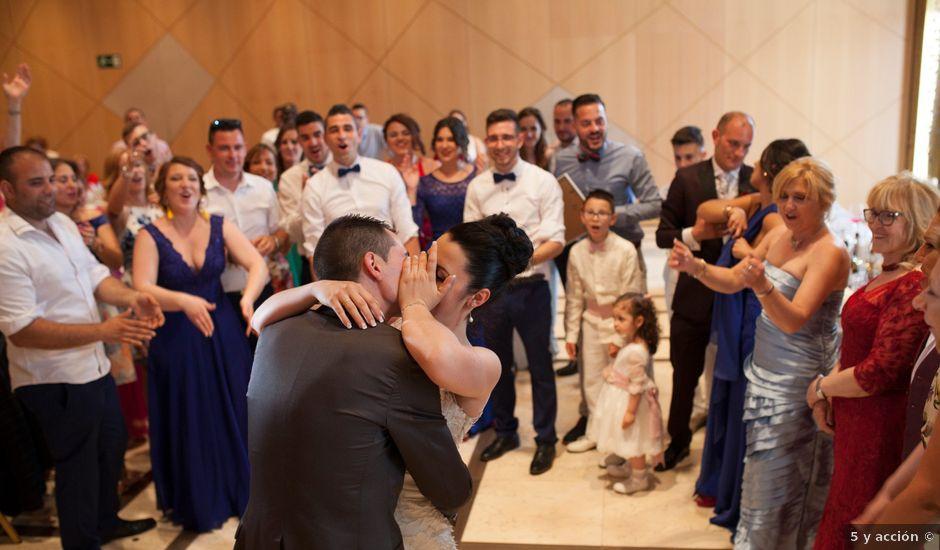 La boda de Jose Luis y Paloma en Albacete, Albacete