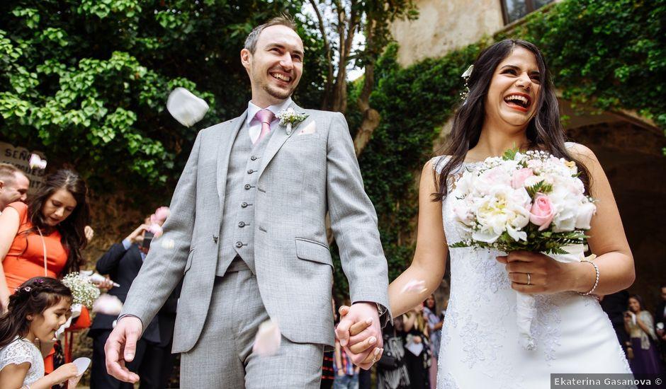 La boda de Christian y Natalia en Altafulla, Tarragona