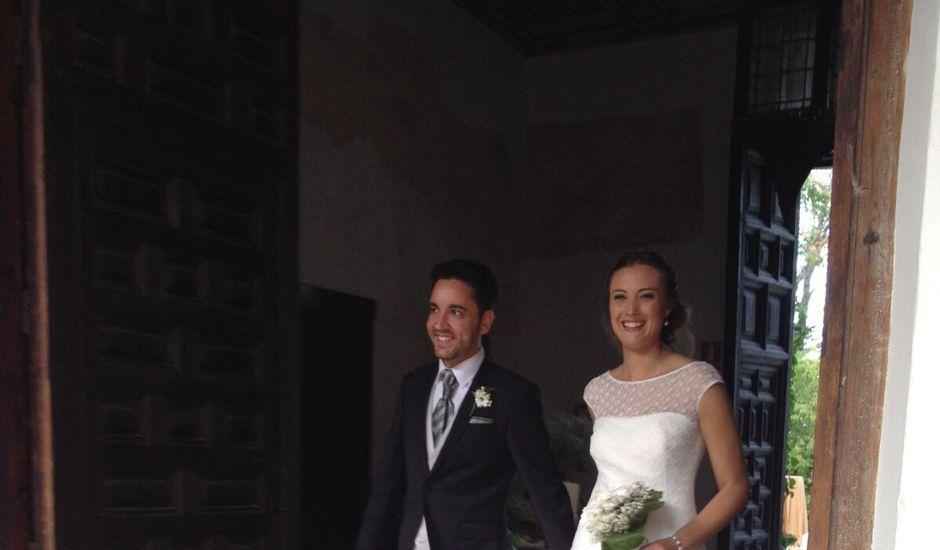 La boda de Fernando y Sara en Lupiana, Guadalajara