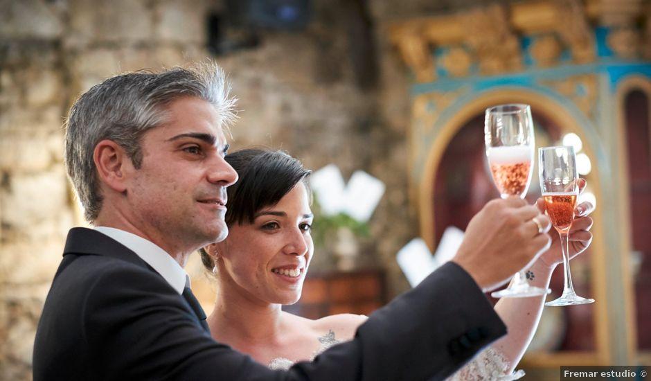 La boda de Rubén y Mónica en Outes, A Coruña
