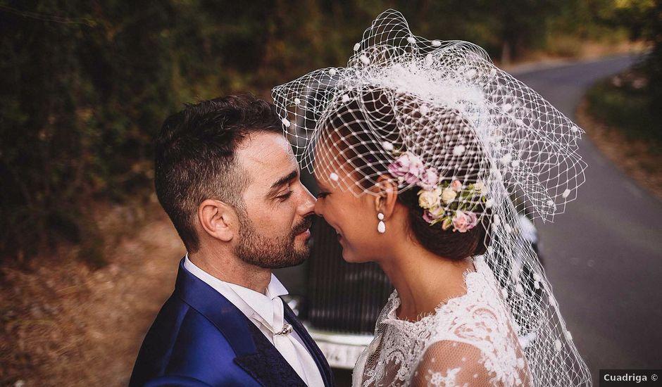 La boda de Alfredo y Ana Cruz en Valdastillas, Cáceres