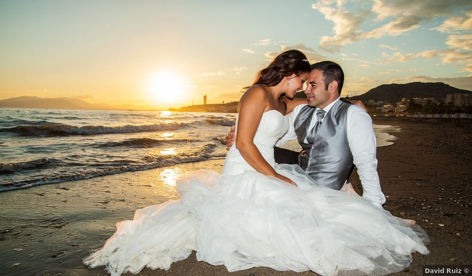 La boda de Juan Luis y Cristina en Málaga, Málaga