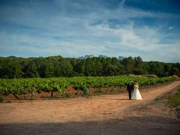 La boda de Tamara y Dani