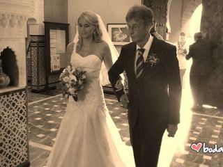 La boda de Jennifer y Rubén 1