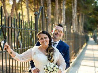 La boda de Josep y Meri