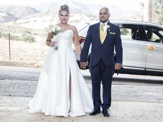 La boda de Rocío y Eduardo