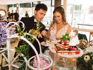 La boda de Garazi y Ion