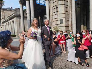 La boda de Rebeca y Juan Manuel